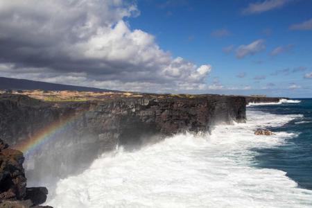 Weather in Hawaii Volcanoes National Park