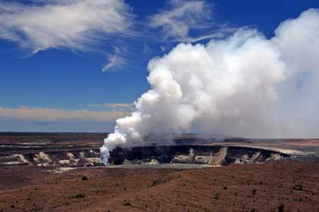 Volcano Air Quality